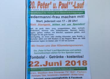 Peter und Paul Lauf